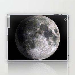 The Full Moon Super Detailed Print Laptop & iPad Skin