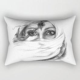 A Desert Wind Rectangular Pillow