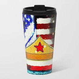 Amazon Crown - 029 Travel Mug