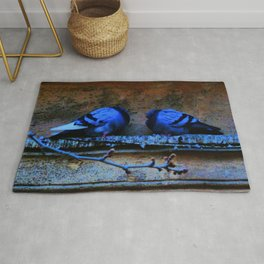 Romeo and Juliette Rug