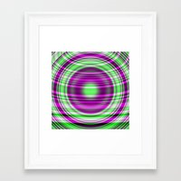 revolution Framed Art Prints featuring Revolution by Sartoris ART