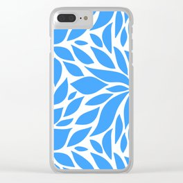 Bloom - Dodger Clear iPhone Case