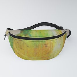 Pear Shaped Fanny Pack
