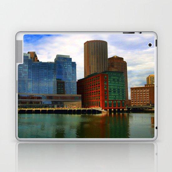 Boston Mass Laptop & iPad Skin