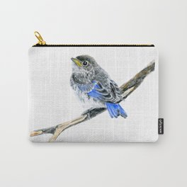 Blue Belle by Teresa Thompson Carry-All Pouch