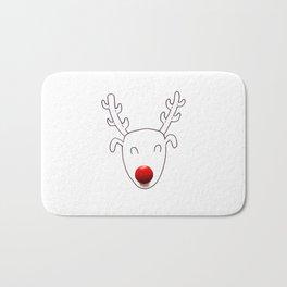 Rudolph Bath Mat