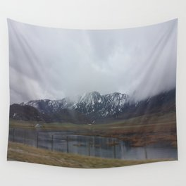 Winter scenery Wall Tapestry