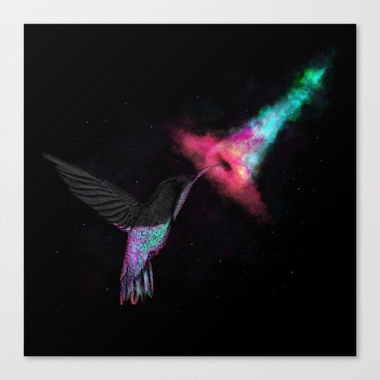 Cosmic Nectar Canvas Print