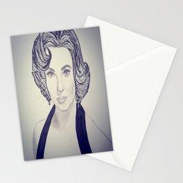 Elizabeth Taylor Stationery Cards