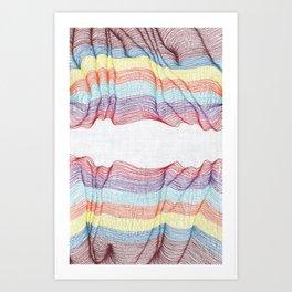 Rainbow Poster Art Print