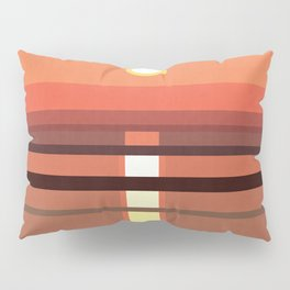 Geometric Landscape IV Pillow Sham