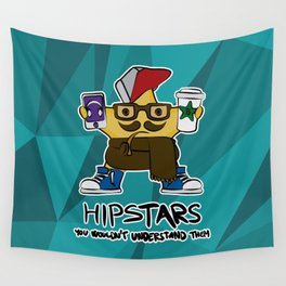 hip STAR Wall Tapestry
