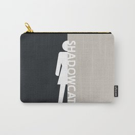 Intangible Carry-All Pouch