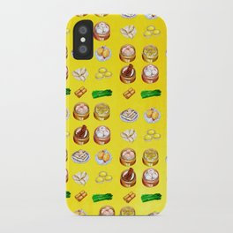 Dim Sum iPhone Case