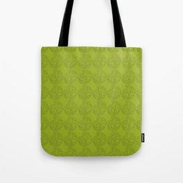 MAD HUE Total Green Tote Bag
