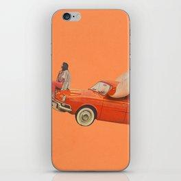 Beep Beep iPhone Skin