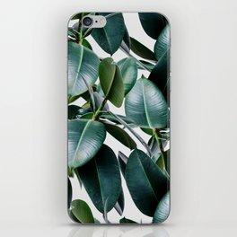 Tropical Elastica iPhone Skin