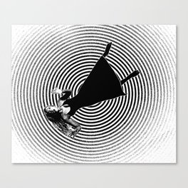 Stressed Out Canvas Print