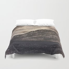 Norwegian Mountain by Gerlinde Duvet Cover