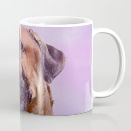 Bullmastiff dog Coffee Mug