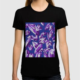 Falling crystals #14 T-shirt