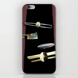 Black Tie iPhone Skin