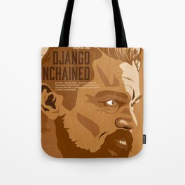 Quentin Tarantino's Plot Movers :: Django Unchained Tote Bag