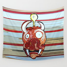 Squidly Wall Tapestry