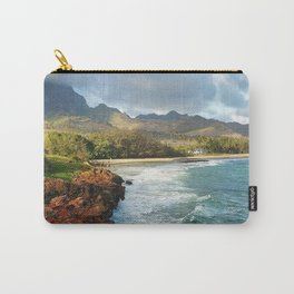 Shipwreck's Beach - Poipu, HI Carry-All Pouch