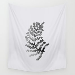 Baesic Mono Floral (Leaf 4) Wall Tapestry
