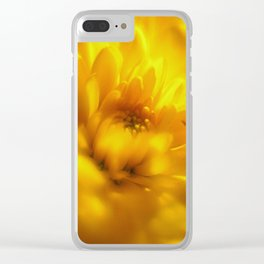 Sea of Gold Clear iPhone Case