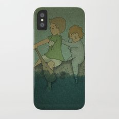 Who Cares? Slim Case iPhone X