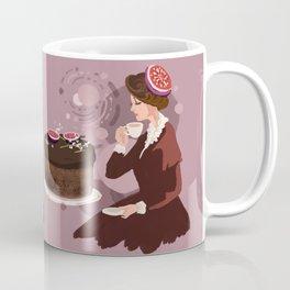 Coffee Fig Cake  Coffee Mug