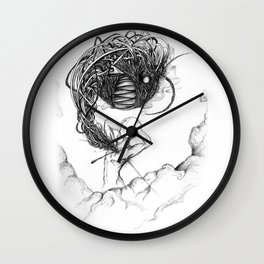 The Real Monster is You... Wall Clock