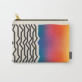 Vintage California Waves Carry-All Pouch