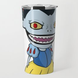 Snow Ryuk Travel Mug