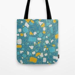 Geometric sketch Tote Bag