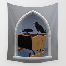 The king's gift Wall Tapestry