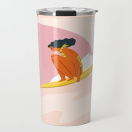 Down the hill Travel Mug