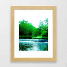 """""""Calm"""" Framed Art Print"""