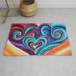Intertwined Souls Rug
