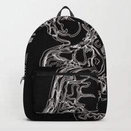 REAL SKULL SCAN Backpack