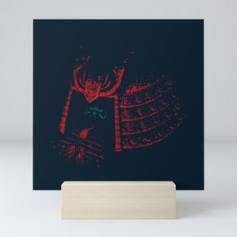 Secrets of the Samurai Mini Art Print
