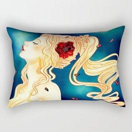 Goddess of the Harvest Rectangular Pillow