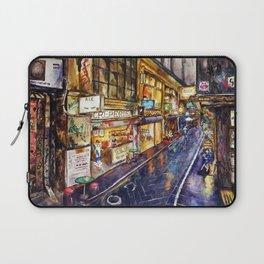 Melbourne Streetscape Laptop Sleeve