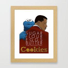 Cookies' Empire Framed Art Print