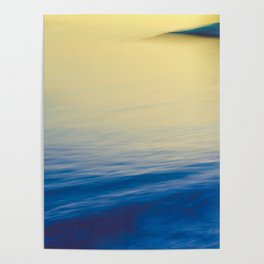 Tide and Waves Poster