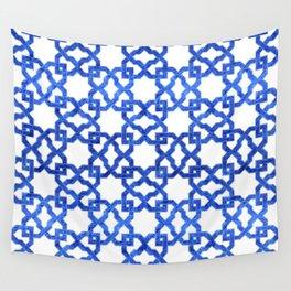 Geometric Pattern - Oriental Design rmx Wall Tapestry