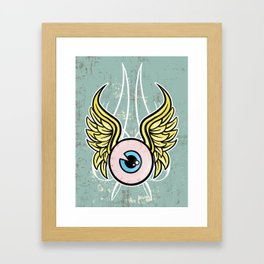 Here's lookin at you Framed Art Print