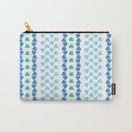 Typographic Pattern: Ampersand III Carry-All Pouch